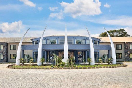 Ndola, แซมเบีย: Exterior
