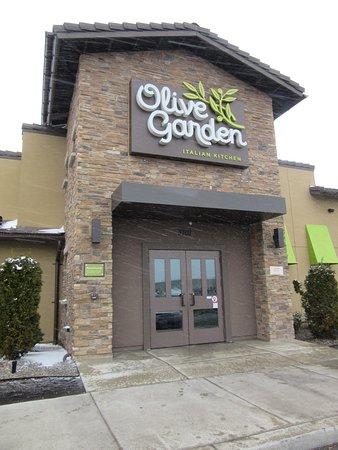 Blasdell, Estado de Nueva York: Olive Garden-McKinley Mall location.