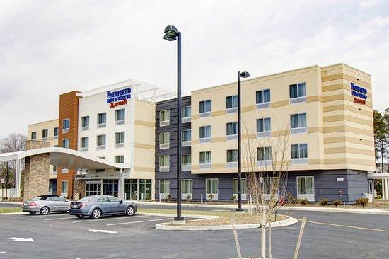 Fairfield Inn Suites Rehoboth Beach 89 9 Updated 2018 Prices Hotel Reviews De Tripadvisor