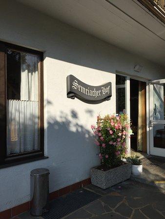 Semriach, Austria: Eingang