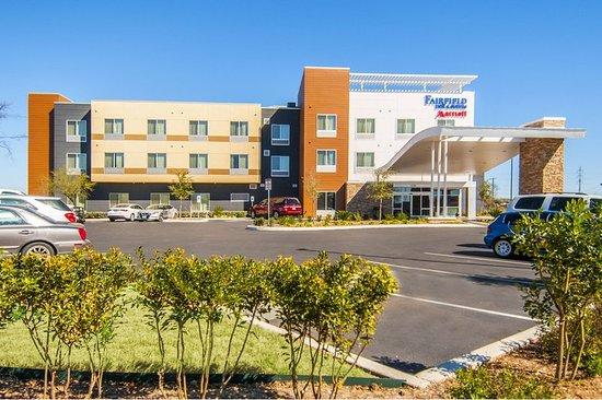 Fairfield Inn Amp Suites San Antonio Brooks City Base 107