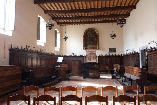 Chiesa San Marziale: Coro