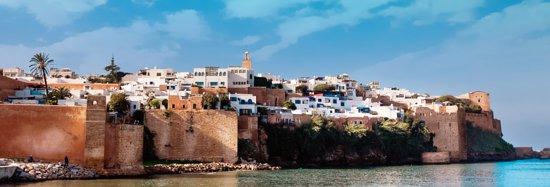 Marokko: Rabat - une capital a vivre