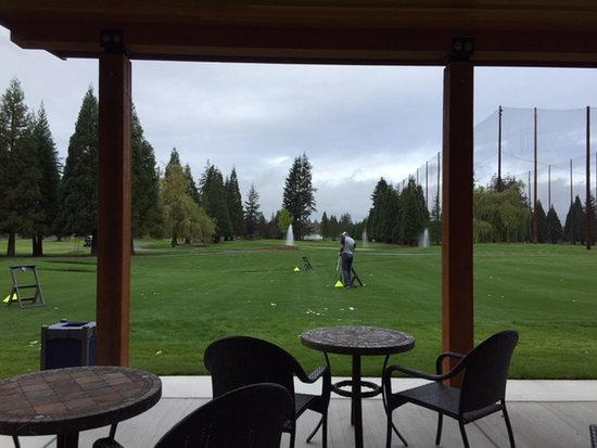 Campbell River, Canada: Short game facility