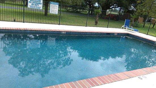 Utopia, TX: Nice swimming pool