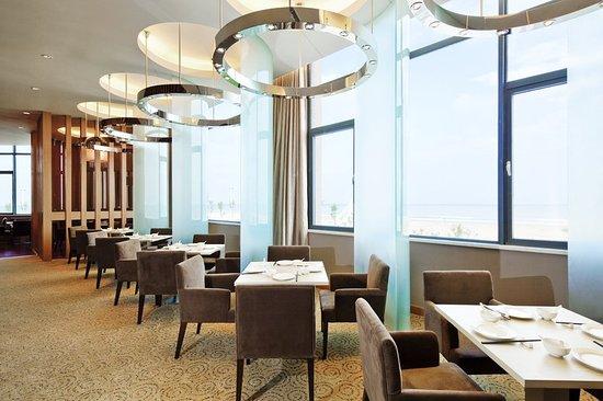 Haiyang, Kina: Restaurant