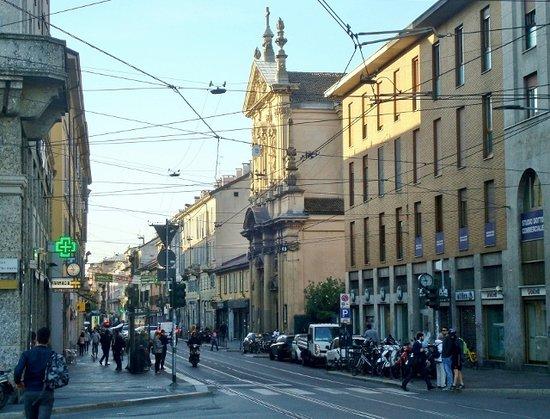 Corso San Gottardo