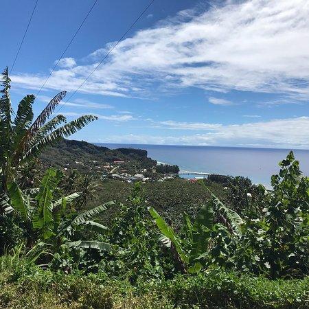 Rurutu, เฟรนช์โปลินีเซีย: des vues superbes