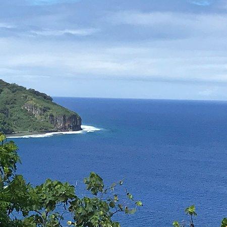 Rurutu, Polinezja Francuska: des vues superbes