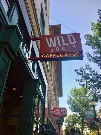 wild joe s picture of wild joes coffee spot bozeman tripadvisor rh tripadvisor com