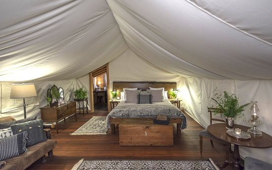 Clayoquot Sound, Canadá: Guest room