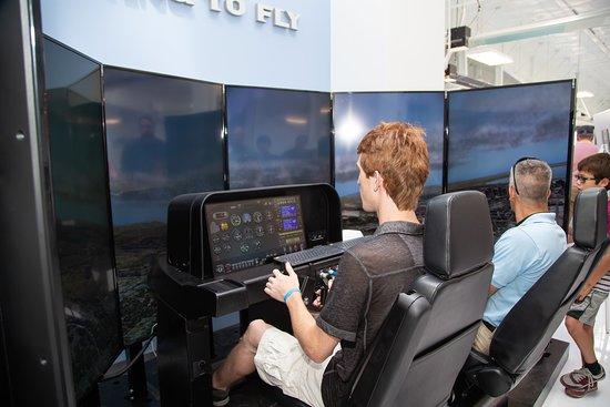 Exploration of Flight: Flight Simulators.