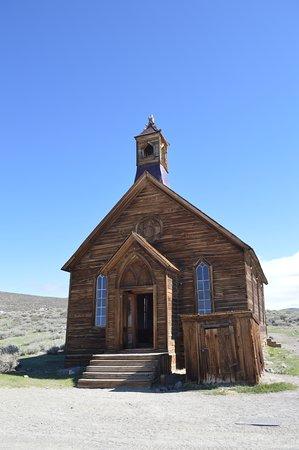 Okanogan, WA: Eglise de Bodie Town