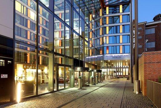 Pleasant Review Of Eurostars Berlin Hotel Berlin Tripadvisor