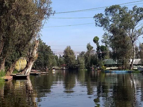 Xochimilco: Canais