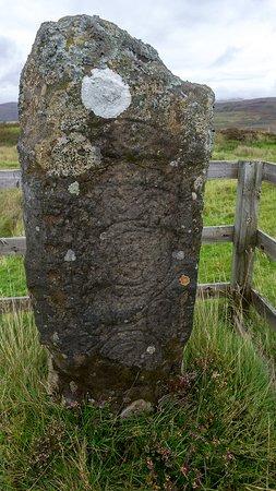 Clach Ard Symbol Stone