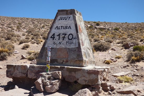 Door to the Andes (Cuesta Del Lipan): El punto mas alto de la cuesta