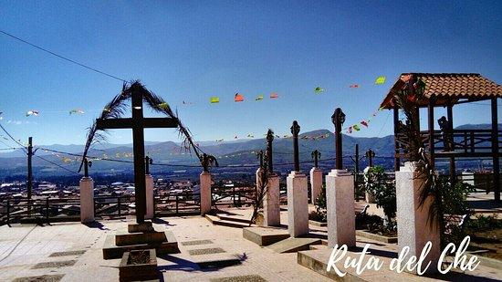 Vallegrande, Bolivia: Ruta del Che