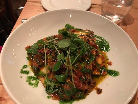The Elm Tree Restaurant: something delicious