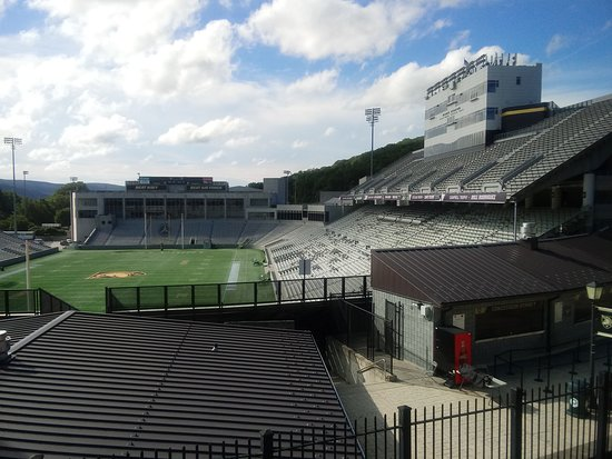 Michie Stadium from outside