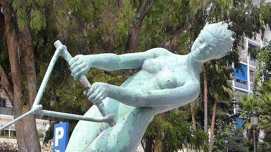Fuente La Venus de Mabella