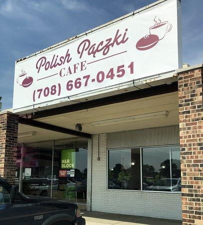 Polish Paczki Cafe