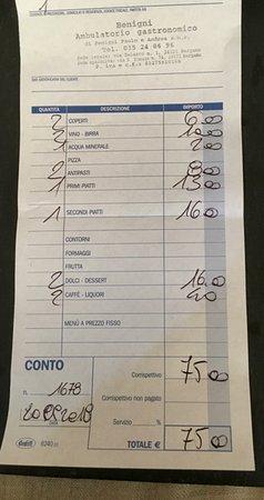 Benigni Ambulatorio Gastronomico照片