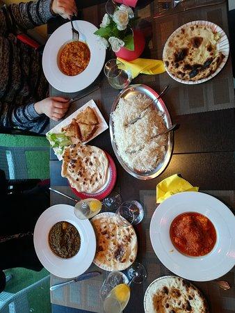 restaurant la porte du punjab dans caen avec cuisine indienne. Black Bedroom Furniture Sets. Home Design Ideas
