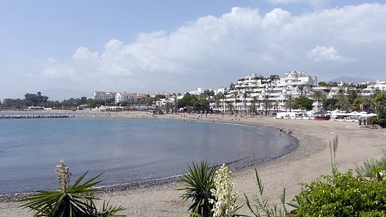 Puerto Banus, Spanje: General View