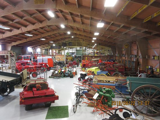 Kaipara Vintage Machinery Club Museum