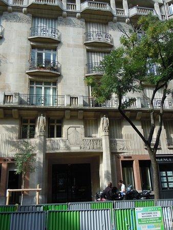 Immeuble Art-Deco