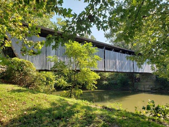 Switzer Covered Bridge