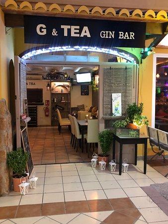 G & Tea Moraira