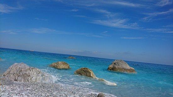 Lalaria Beach: Löjligt vackert