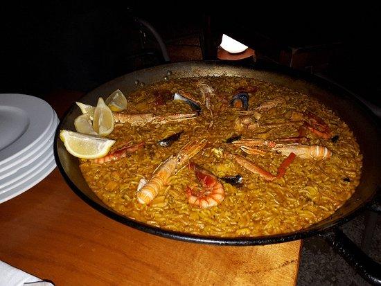 Restaurante Sa Caleta: 20180920_222517_large.jpg