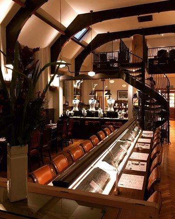 Albert's Eatery, Wesley Hall