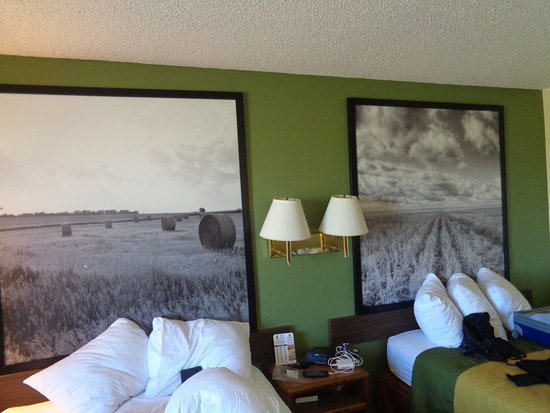 Colby, KS: View of Room