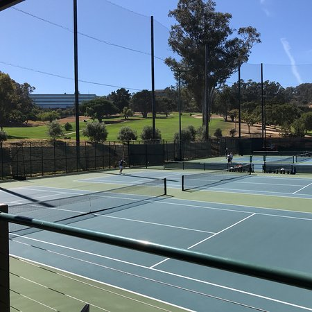 San Mateo, Kalifornia: Tennis courts
