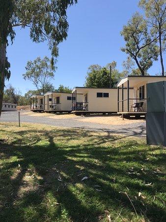 Springsure, Australia: Great cabins