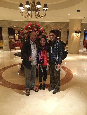 Get2Peru.com: Pickup from Lima Swiss hotel staring a multy-day tour with Raymond & Kieu
