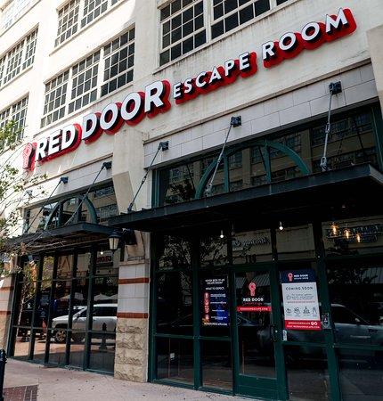 Red Door Escape Room