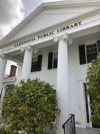 The Cazenovia Public Library: Cazenovia Public Library and Museum