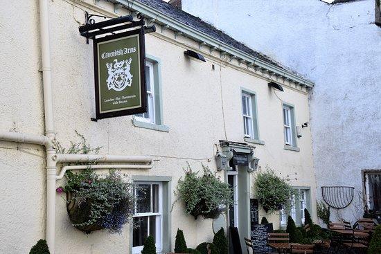Cavendish Arms Restaurant: L'esterno