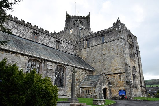 Cartmel Medieval Village Priory