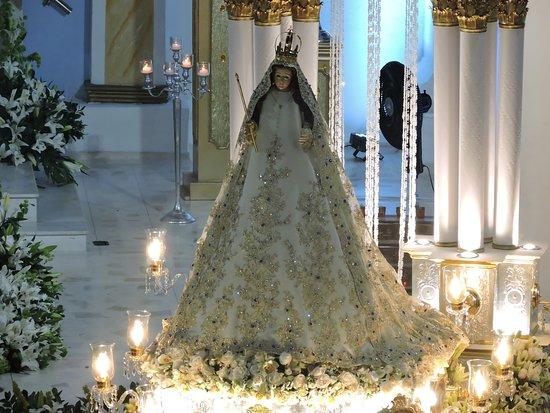 Since, Colombia: Virgen del Socorro, patrona