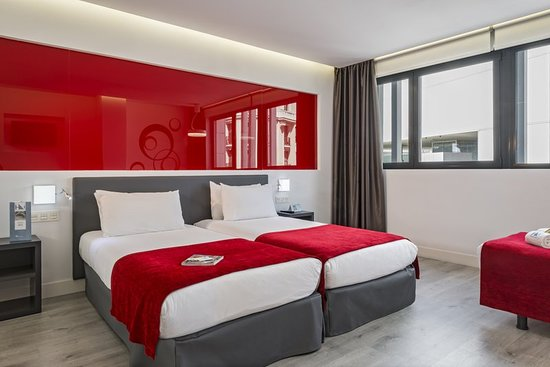 hotel exe central madrid spain