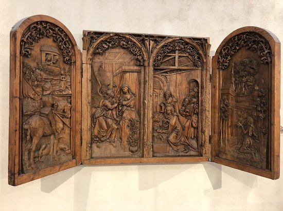 Wood carving by german master albrecht dürer picture of musee