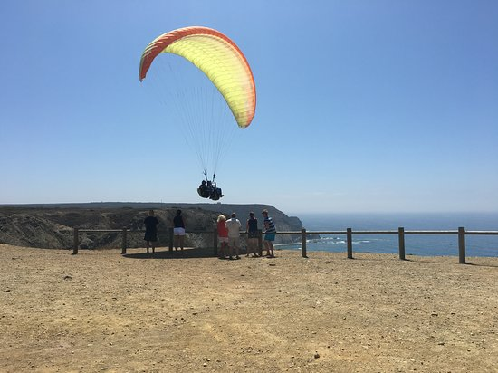 Vila do Bispo, Portugal: Parapente