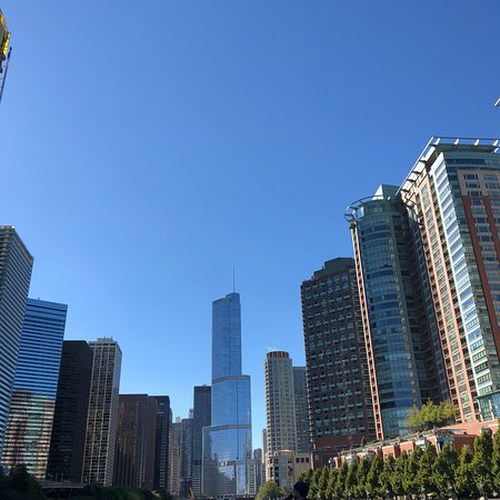 Chicago River Boat Architecture Tours