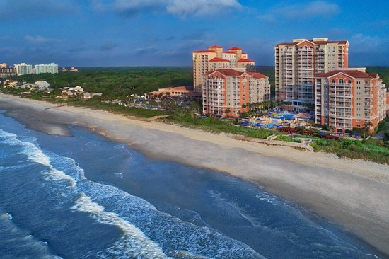 Great Choice For Kids Review Of Marriott S Oceanwatch Villas At Grande Dunes Myrtle Beach Sc Tripadvisor